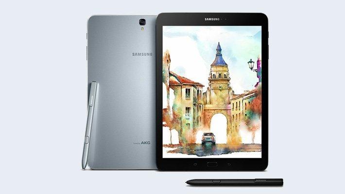 Samsung Galaxy Tab S3 – vše, co dosud víme o nejlepším Android tabletu