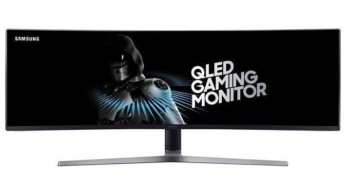 Špičkový širokoúhlý herní monitor