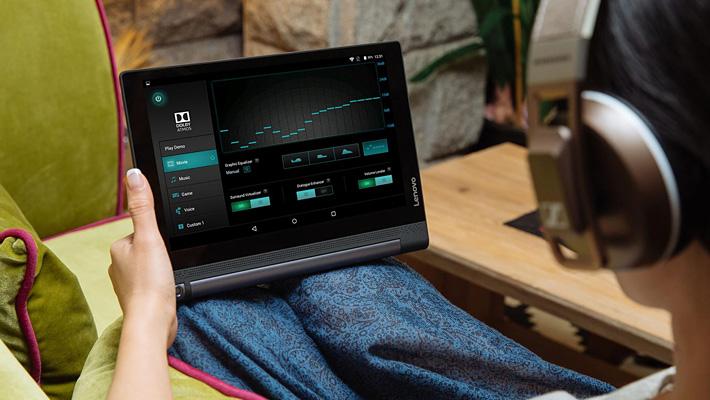 Recenze Lenovo Yoga Tablet 3 10 – zaměřeno na multimédia