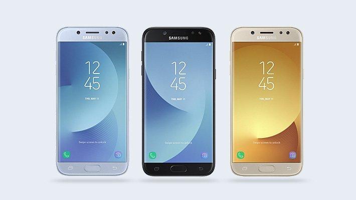 Samsung Galaxy J5 (2017) – cena a datum prodeje