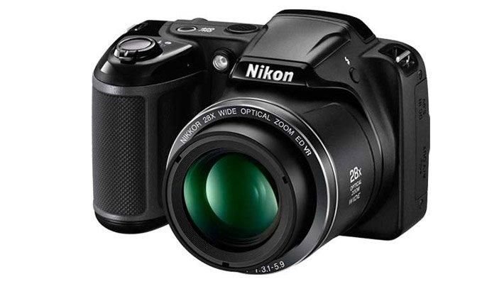 Fotoaparát s nejdelší výdrží baterie
