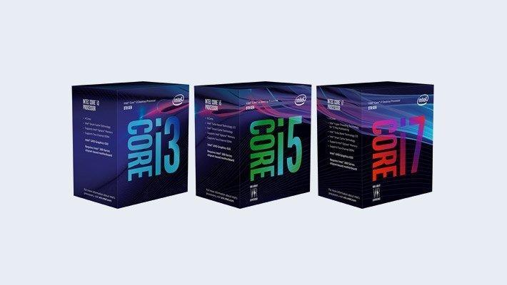 Nové procesory Coffee Lake – parametry, ceny a jak si vedou v testech