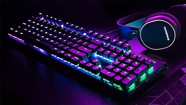 Tipy na nejlepší herní klávesnice (2019)