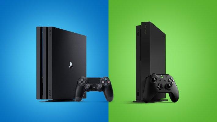 Xbox One X nebo PS4 Pro? Která konzole je lepší?