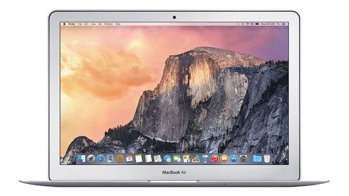 Nejprodávanější pracovní notebook (MacBook) do 25 000 Kč