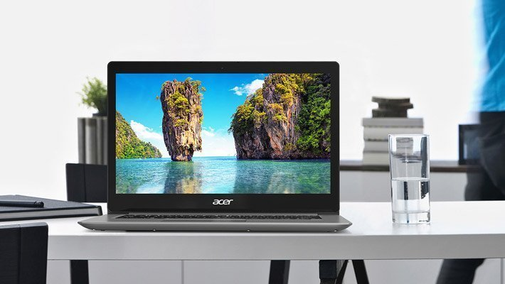Recenze Acer Swift 3 – levný a lehký 14″ notebook