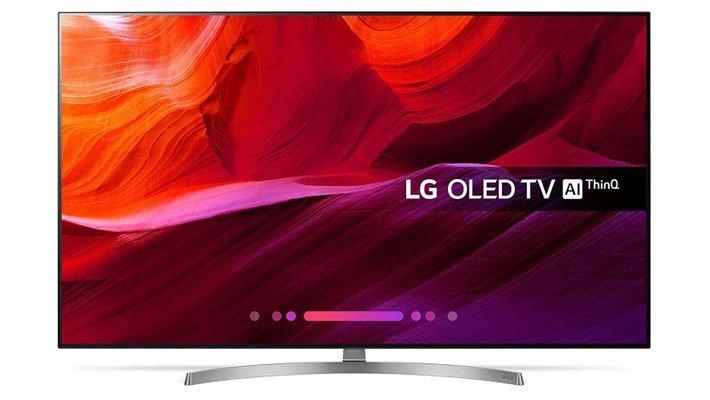 Nejlevnější OLED TV
