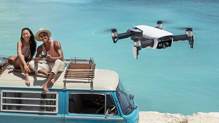 Recenze DJI Mavic Air – nejlepší dron na cesty