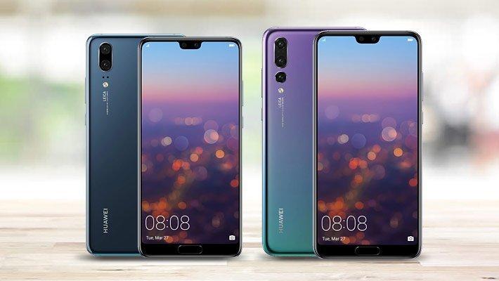 Rozdíly mezi Huawei P20 a Huawei P20 Pro
