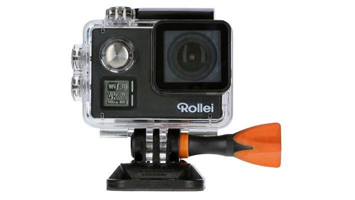 Levná akční kamera se spoustou příslušenství