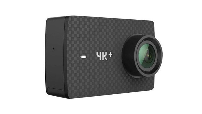 Nejlepší 4K alternativa za GoPro