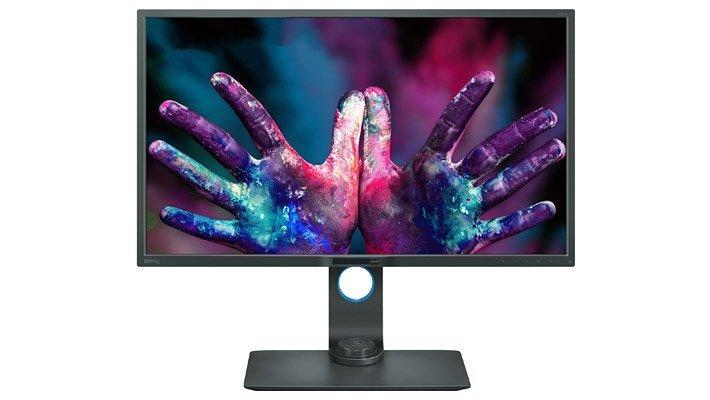Nejlepší 4K monitor pro grafiku