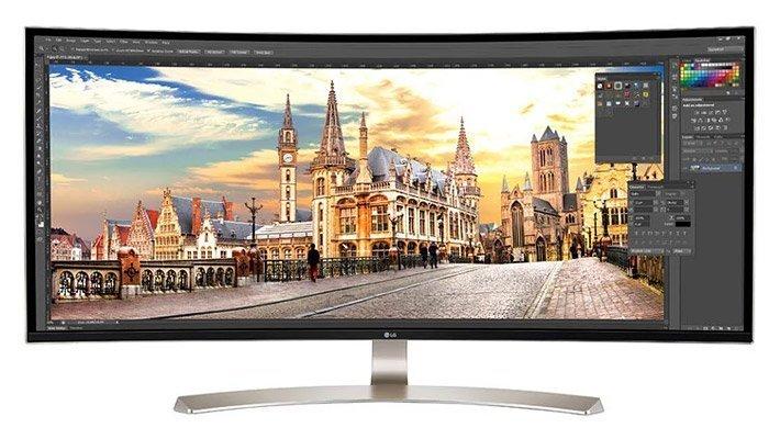 Nejlepší širokoúhlý monitor pro grafiku