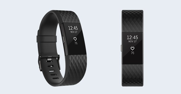 MY Fitbit: Fitbit Charge 2