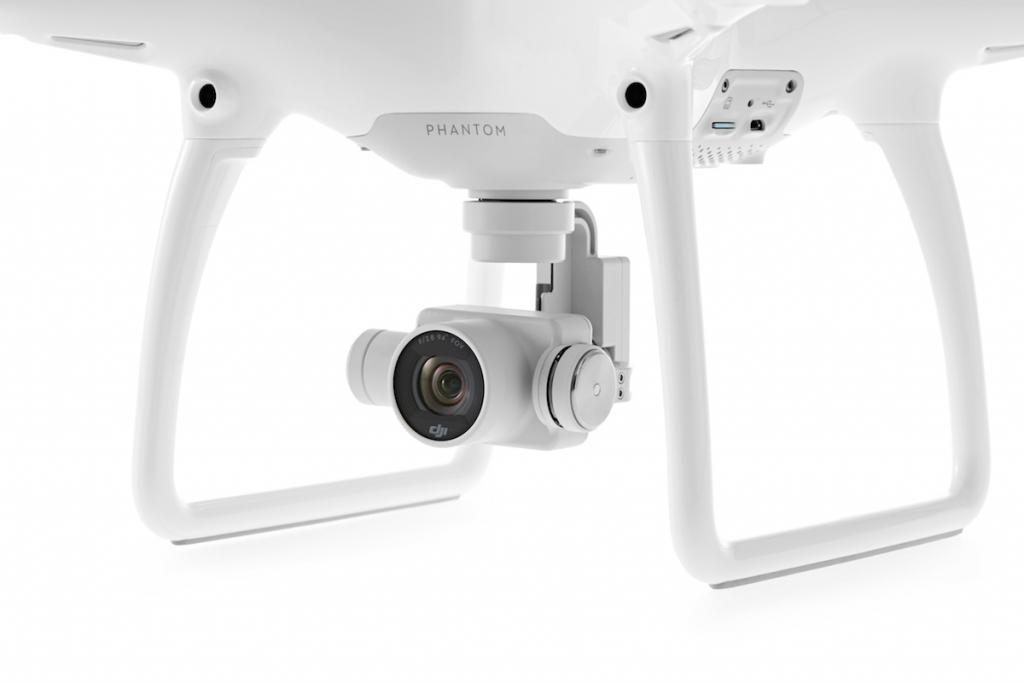 Phantom 4 kamera