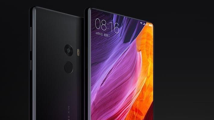 Xiaomi představilo špičkovou alternativu za Samsung Note7 a telefon budoucnosti Xiaomi Mi MIX s keramickým tělem